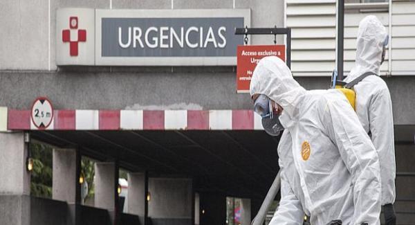 عاجل: إسبانيا تتخطى الصين في عدد الوفيات و تسجل أكثر من 5500 حالة إصابة جديدة بكورونا