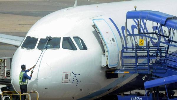 طائرة تتأخر عن موعد إقلاعها بسبب سرب من النحل