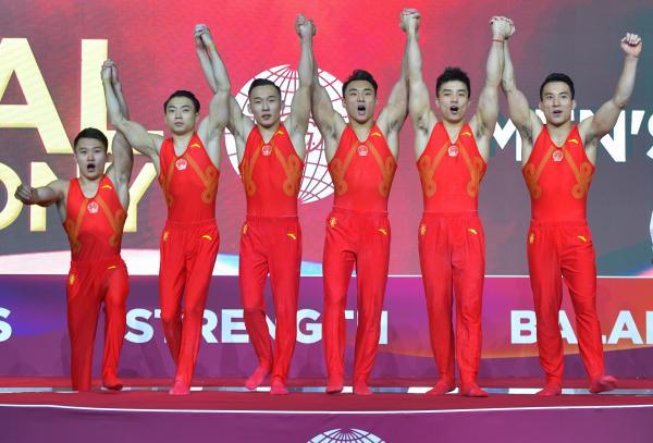 المنتخب الصيني للجمباز ينسحب من بطولة العالم بسبب الكورونا
