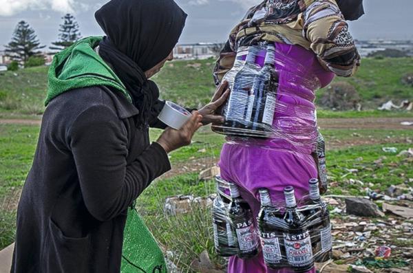 صورة صادمة على موقع إسباني تثير غضبا مغربيا على مواقع التواصل