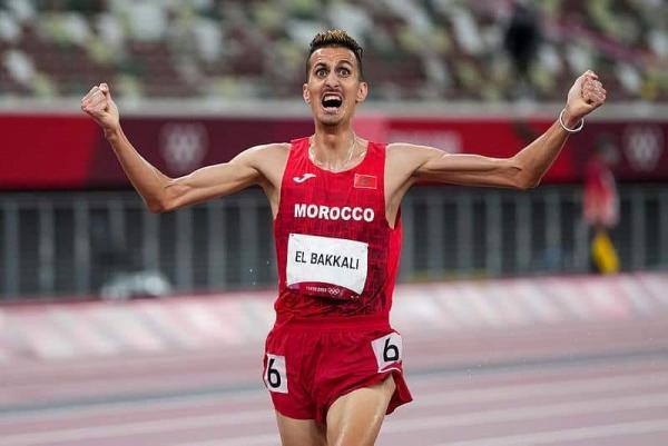البطل المغربي سفيان البقالي ينسحب من تصفيات سباق 1500 متر  في أولمبياد طوكيو