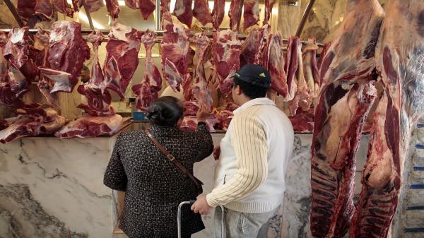 """""""ديستي"""" والأمن الوطني ينقذان المغاربة من كمية ضخمة من اللحوم الفاسدة التي كانت موجهة للاستهلاك بطنجة"""