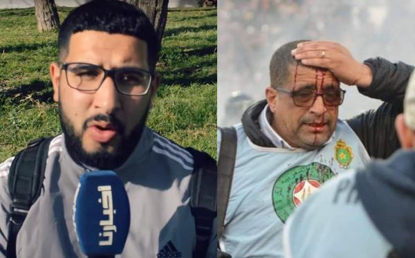 بعد أحداث الشغب..مشجع مغربي يتحدث بانفعال ويوجه رسالة قوية للجماهير