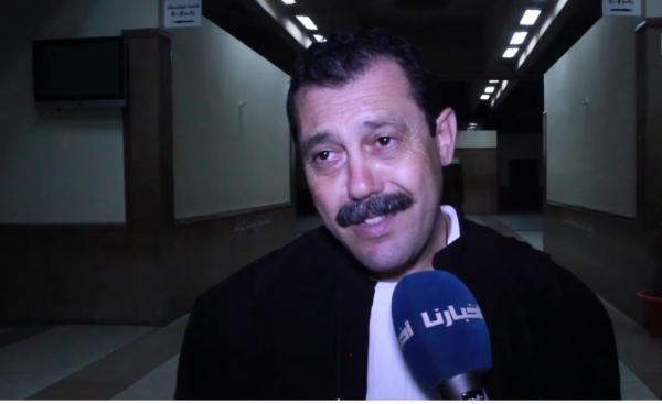 """تأكد إصابة المحامي """"الحبيب حجي"""" بفيروس """"كورونا"""".. وهذا ما قاله (صورة)"""