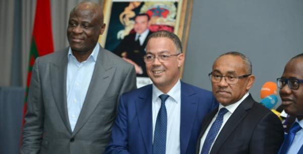 """رئيس الكاف يهاجم """"الفيفا"""" بسبب المغرب وهذا ما قاله عن التطورات الأخيرة"""