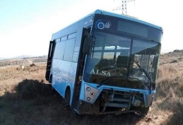 """حافلات """"ألزا"""" تتحول إلى كابوس مرعب يثير مخاوف ساكنة طنجة وهذا ما وقع(صور)"""
