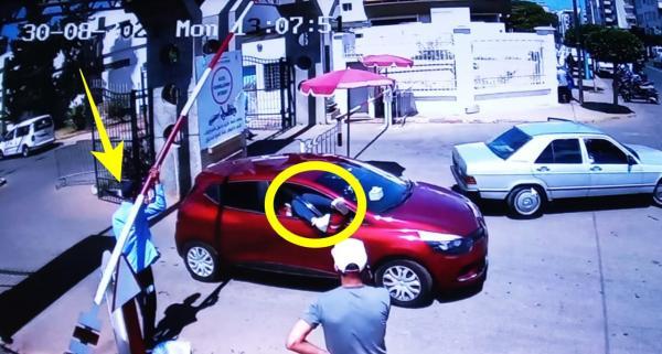 محاولة اختطاف ممرضة بالبيضاء .. إيقاف شخصين أحدهما سائق سيارة إسعاف