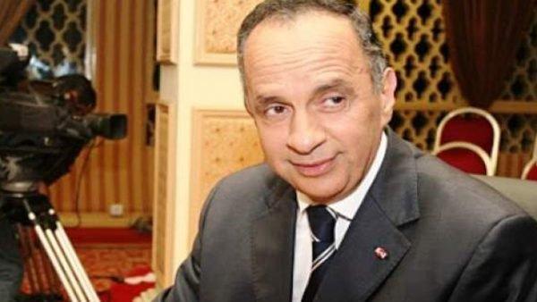 بالصور ...أول ظهور للإعلامي مصطفى العلوي بعد إشاعة وفاته