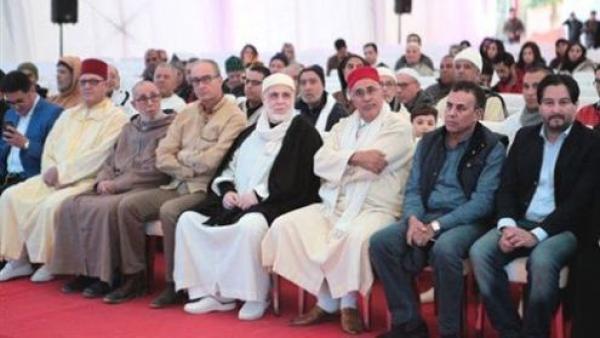 رئيس حزب اسباني يعتنق الاسلام ويلتحق بالطريقة البودشيشية الصوفية بالمغرب