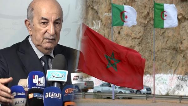 فيديو يوضح كل شيء...الرئيس الجزائري الجديد يدلي بتصريح خطير ويعلن صراحة معاداة المغرب