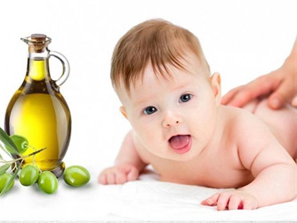 هل يصلح زيت الزيتون للأطفال الرضع؟