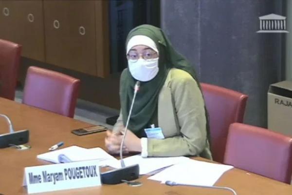 بالفيديو..نواب فرنسيون يغادرون البرلمان بسبب وجود طالبة محجبة في الاجتماع