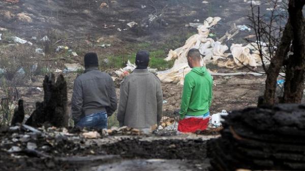 """حريق مفاجئ ينهي حياة مهاجر مغربي يسكن في """"تشابولا"""""""