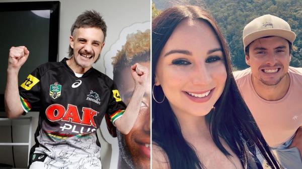 أسترالى يساعد شقيقته فى جمع التبرعات عقب إصابتها بالسرطان
