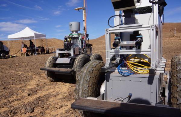 """اختبارات نهائية على """"روبوت"""" لاستكشاف الفضاء بهذه المدينة المغربية"""