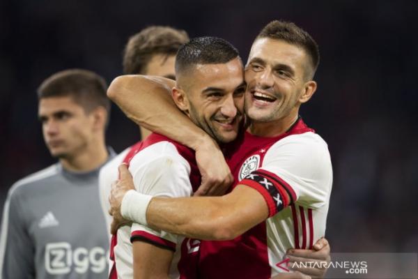 زياش ومزراوي يقتربان من دور المجموعات في دوري أبطال أوروبا (فيديو)