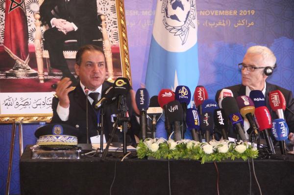 """""""الأنتربول"""" تجتمع برؤساء الشرطة بمنطقة الشرق الأوسط وشمال إفريقيا بمراكش (صور+فيديو)"""