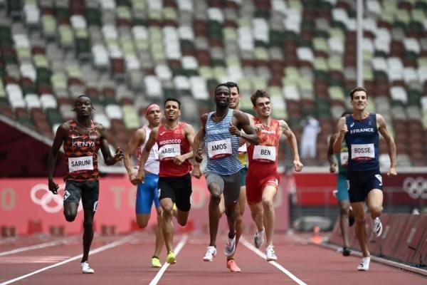 المغربي عبداللطيف صديقي يتأهل إلى نصف نهائي 1500 متر في أولمبياد طوكيو