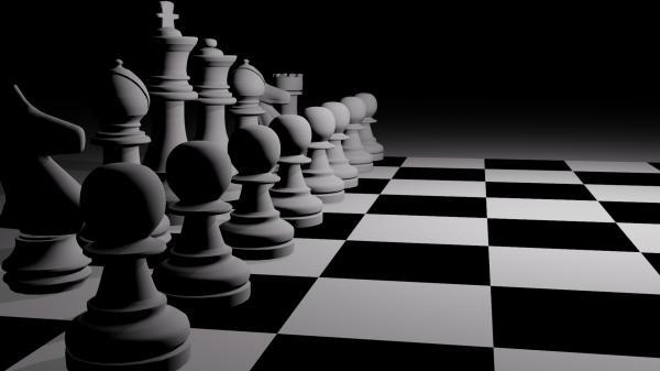 رقعة ذكية تسمح للاعبين بالتفاعل مع أحجار الشطرنج دون لمسها