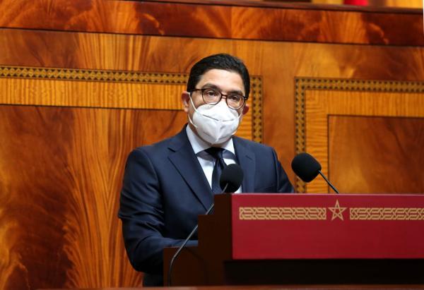عاجل...المغرب يقرر قطع جميع الاتصالات مع السفارة الألمانية بالرباط