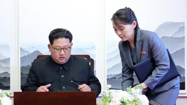 كوريا الجنوبية: كيم جونغ أون قد يعين شقيقته خليفة له!