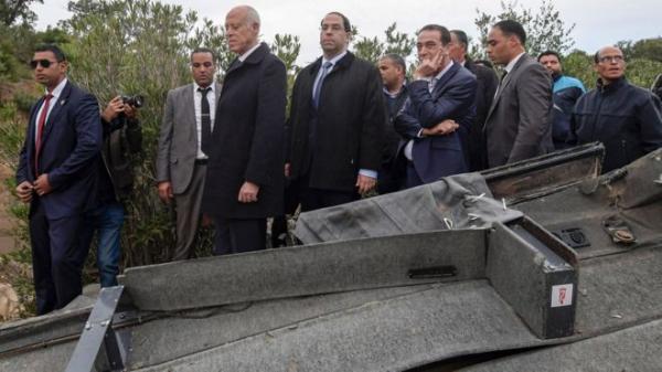 تونس: ارتفاع حصيلة ضحايا حادث انقلاب حافلة إلى 29 قتيلا و6 جرحى حالتهم حرجة