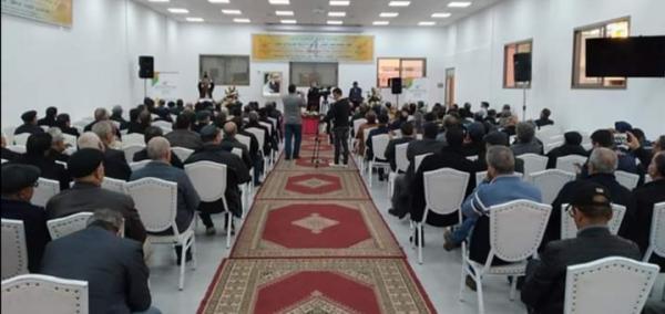 من جديد.. عبد الحق المامون كاتبا وطنيا لمؤسسة الأعمال الاجتماعية للتعليم
