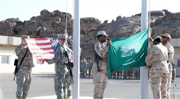 """السعودية تفتح أراضيها """"المقدسة"""" في وجه الجيش الأمريكي استعدادا لحرب شاملة ضد إيران"""