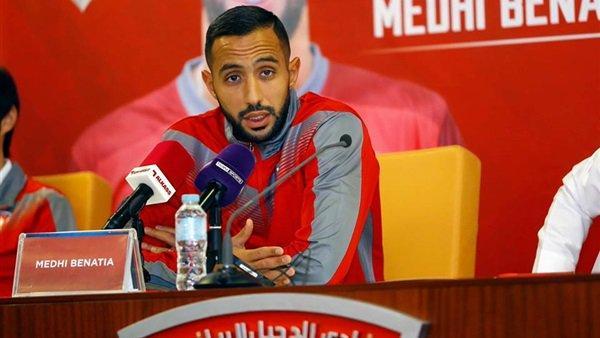 """بن عطية يودع نادي الدحيل القطري بعد تجربة وصفها ب""""الرائعة """""""