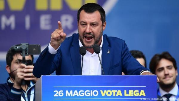 محكمة ألمانية تعاقب وزير الداخلية الإيطالي بسبب صورة