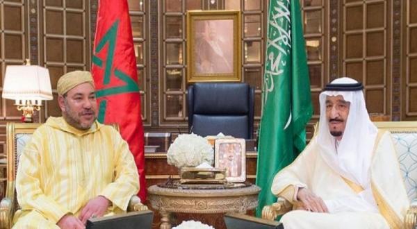 العاهل السعودي يتصل هاتفيا بالملك محمد السادس لأول مرة منذ الأزمة الأخيرة