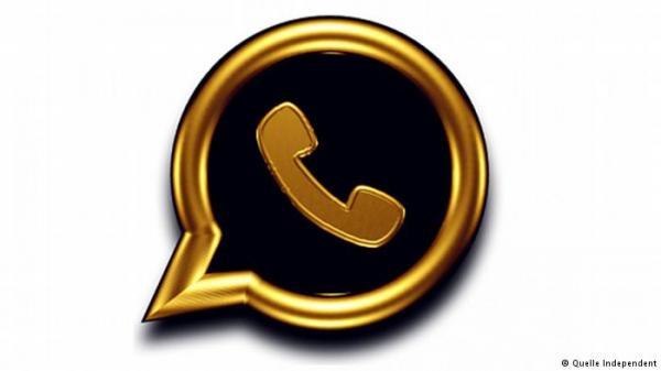 """احذر على الواتساب.. رسالة خادعة وتطبيق """"ذهبي"""" مزيف"""