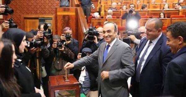 إعادة انتخاب الحبيب المالكي رئيسا لمجلس النواب