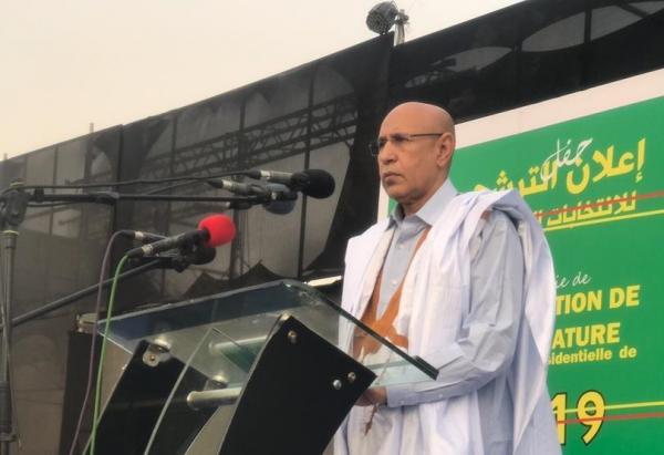 صدمة تصيب البوليساريو والجزائر بسبب قرار الرئيس الموريتاني الجديد