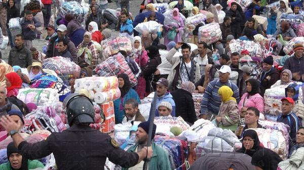 الإعلام الإسباني يكشف عن الخطة التي قال أن المغرب ينهجها لتدمير اقتصاد سبتة المحتلة