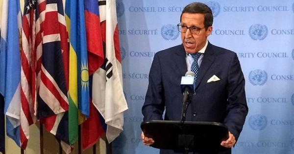 """عمر هلال يندد بالدعاية الكاذبة للجزائر و """"البوليساريو"""" بشأن الوضع في الصحراء المغربية"""