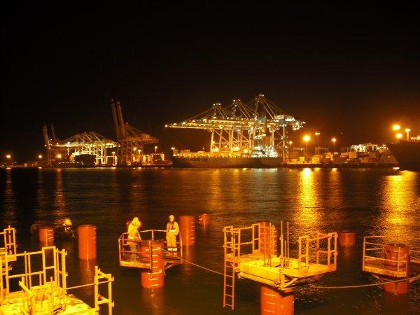 استنفار لساعات بميناء طنجة بسبب سفينة قادمة من إيطاليا
