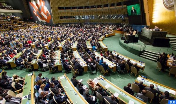 انتخاب المغرب نائبا لرئيس مؤتمر الأمم المتحدة الرابع عشر لمنع الجريمة والعدالة الجنائية