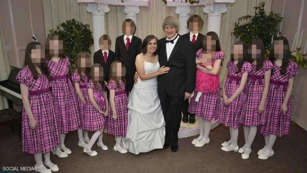 السجن المؤبد لزوجين تورطا في تعذيب 12 من أبنائهما الـ13 طيلة سنة