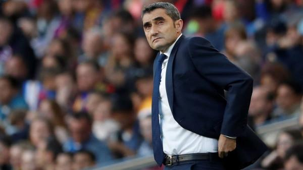 برشلونة يفاوض مدربا إيطاليا كبيرا تمهيدا لإقالة فالفيردي