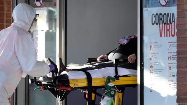 ممرضة أمريكية تسرب صورة صادمة لجثث ضحايا فيروس كورونا (صورة)