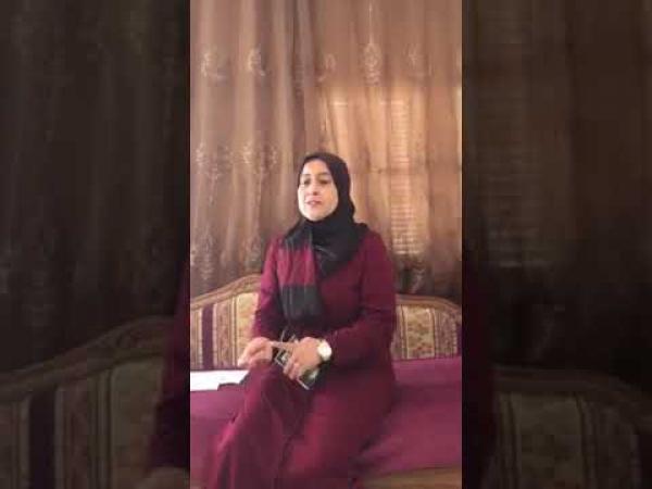 مؤثر:تونسية تمدح الملك وتناشده للعفو عن شقيقها المصاب بالسرطان (فيديو)