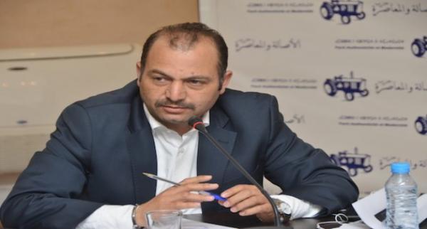 العربي المحرشي رئيس المؤسسة الوطنية لمنتخبات ومنتخبي حزب الأصالة والمعاصرة