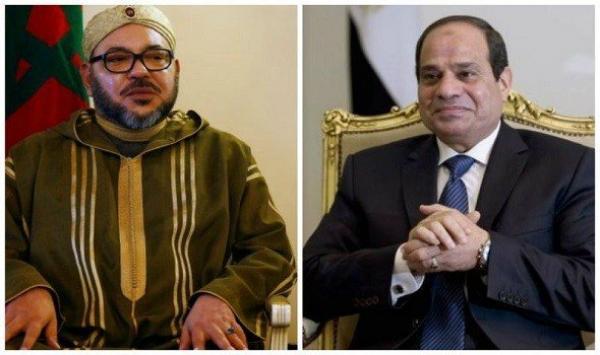 """الملك """"محمد السادس"""" سيحل بمصر في أول زيارة رسمية له في عهد """"السيسي"""""""