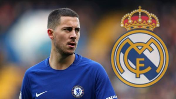 ريال مدريد يعلن تعاقده مع البلجيكي هازار حتى سنة 2024