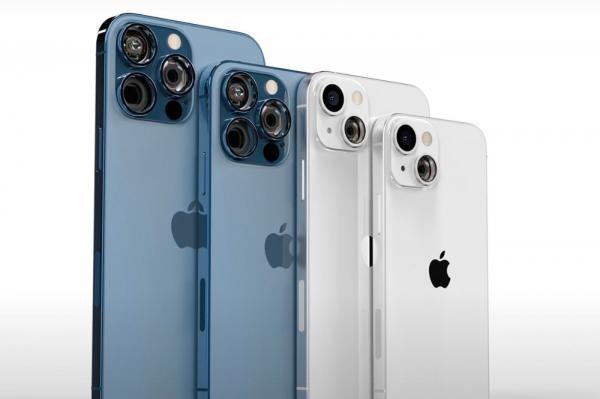 """أبل تكشف النقاب عن هاتفها الجديد """"آي فون 13"""" ونسخة جديدة مصغرة من آي باد"""