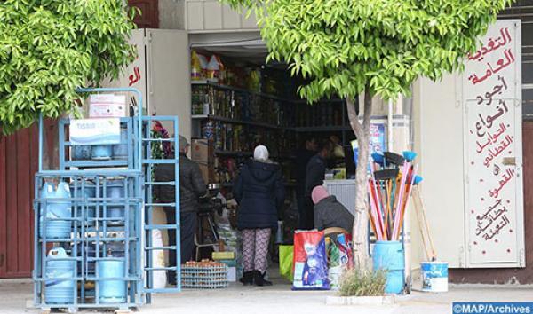 قلعة السراغنة .. تقليص مواعيد فتح المحلات التجارية إلى 12 ساعة