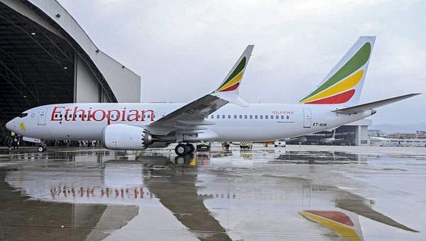 """أول تعليق رسمي من شركة """"بوينغ"""" بعد فاجعة الطائرة الإثيوبية"""