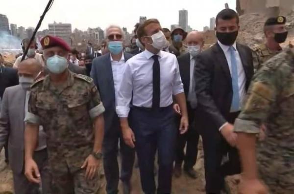 """""""بي بي سي"""": أكثر من 36 ألف لبناني وقعوا على عريضة تطالب بعودة الاحتلال الفرنسي!"""