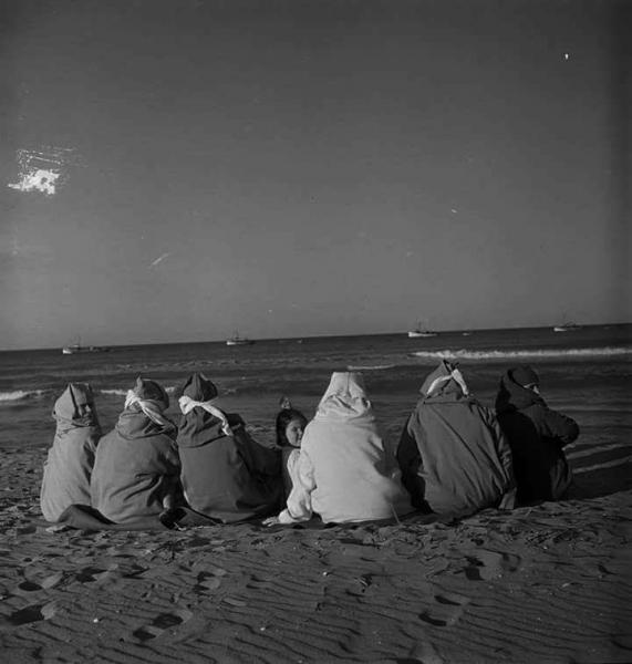 شاطئ مارتيل أيام الحشمة والوقار